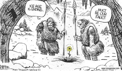 Ice Age Ending - Our Fault