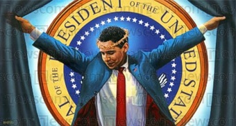 Obama The Messiah