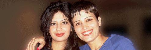 Maryam and Marzieh Languish in a Teheran Jail